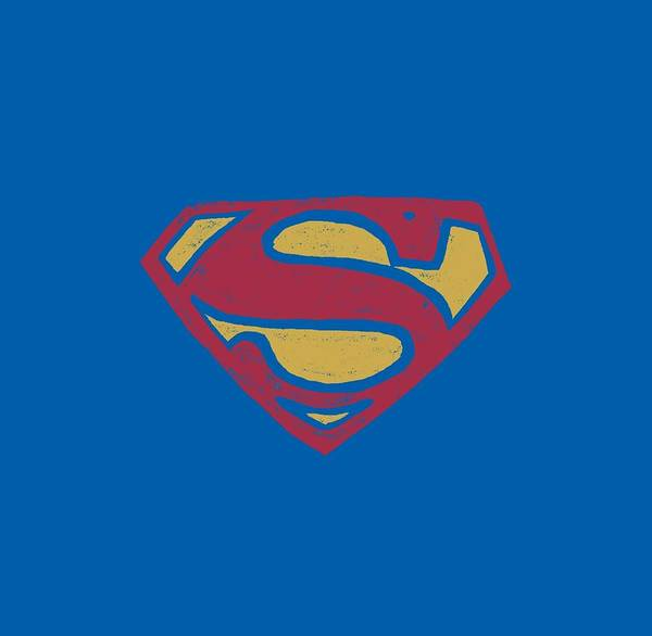 Metropolis Digital Art - Superman - Super Rough by Brand A