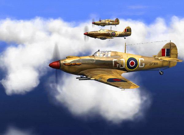 Junkers Digital Art - Supermarine Spitfire On The Move by Don Kuing