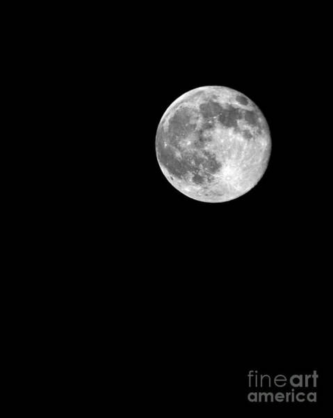 Photograph - Supermoon July 12 2014 by Jemmy Archer