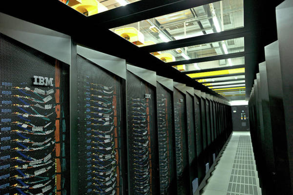Coring Photograph - Supermuc Supercomputer by Ibm Research