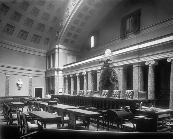 Photograph - Supreme Court, C1925 by Granger