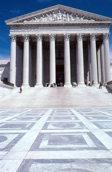 Fairness Wall Art - Photograph - Supreme Court, Washington, D.c by Eunice Harris