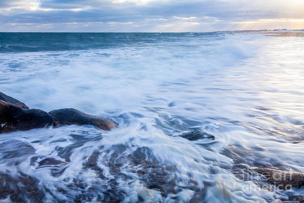 Photograph - Surf And Swirl by Susan Cole Kelly