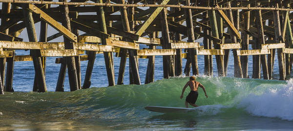Photograph - Surfer Dude 1 by Scott Campbell