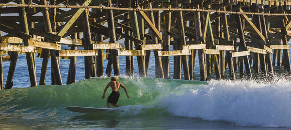 Photograph - Surfer Dude 2 by Scott Campbell