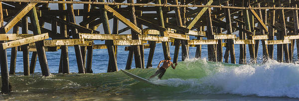 Photograph - Surfer Dude 4 by Scott Campbell