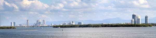 Photograph - Surfers Paradise Panorama by David Rich