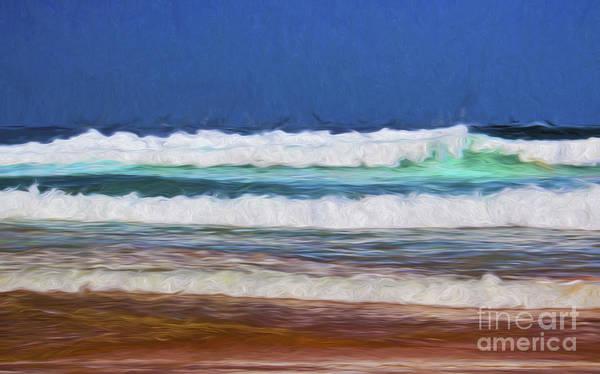 Wall Art - Photograph - Surfs Up by Sheila Smart Fine Art Photography