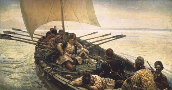 Imperial Russia Photograph - Surikov, Vasily Ivanovich 1848-1916 by Everett
