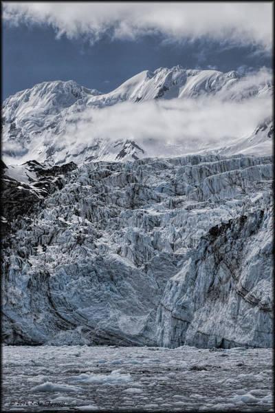 Photograph - Surprise Glacier 2 by Erika Fawcett