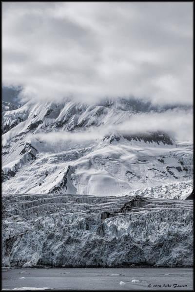 Photograph - Surprise Glacier 3 by Erika Fawcett