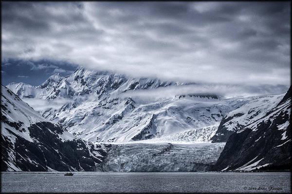 Photograph - Surprise Glacier by Erika Fawcett