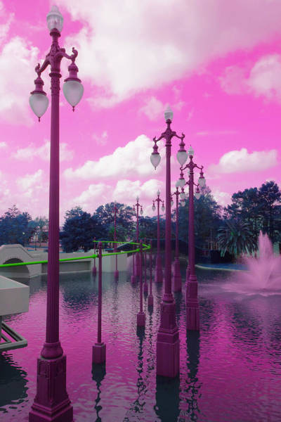 Photograph - Surreal New Orleans by Louis Maistros