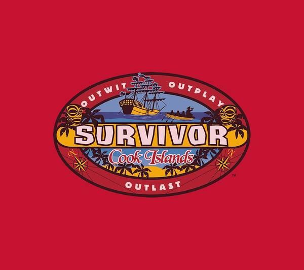 Reality Digital Art - Survivor - Cook Islands by Brand A
