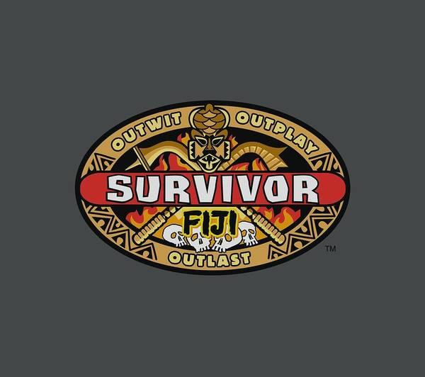 Reality Digital Art - Survivor - Fiji by Brand A