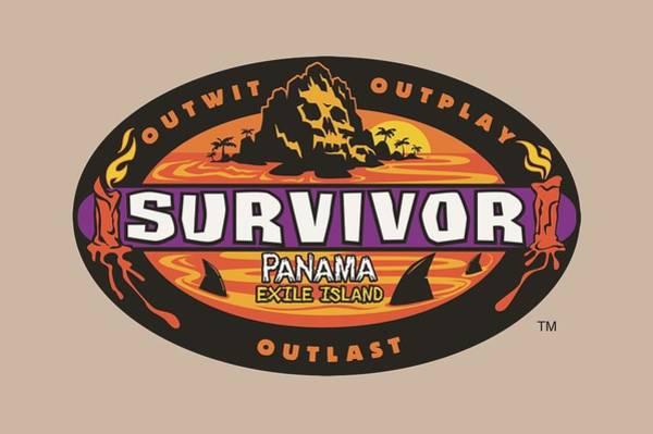 Reality Digital Art - Survivor - Panama by Brand A