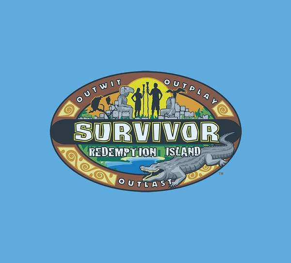 Reality Digital Art - Survivor - Redemption Island by Brand A