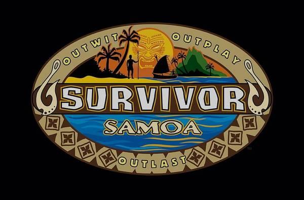 Reality Digital Art - Survivor - Samoa Logo by Brand A