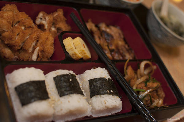 Photograph - Sushi by Miguel Winterpacht