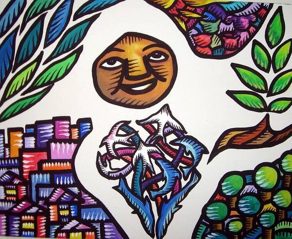 Sustainability 2010 Art Print