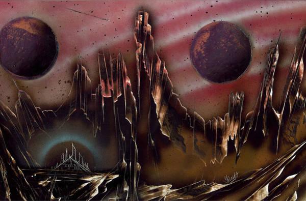 Painting - Sustainment Mode by Jason Girard