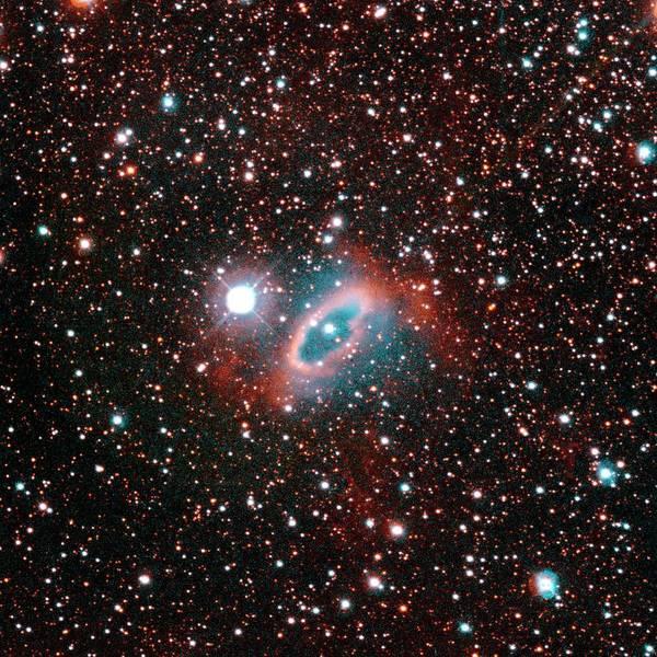 Wall Art - Photograph - Suwt 2 Planetary Nebula by Nasa/noao/h. Bond And K. Exter (stsci/aura)/ Science Photo Library