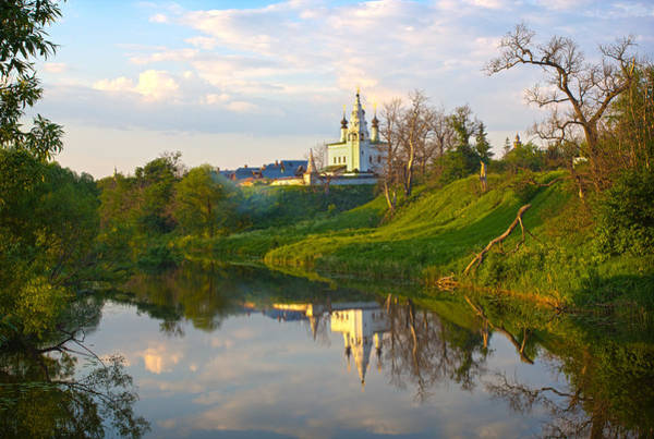 Medieval Town Photograph - Suzdal by Elena Nosyreva