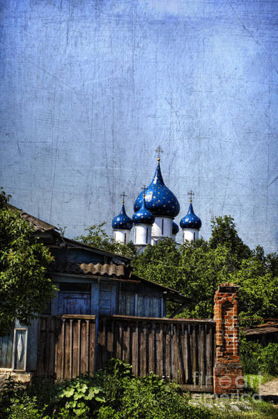 Village Gate Photograph - Suzdal Kremlin by Elena Nosyreva