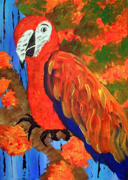 Painting - Suzie by Cyryn Fyrcyd