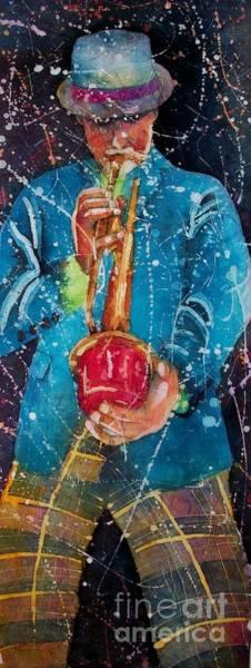 Painting - Swag Daddy by Carol Losinski Naylor