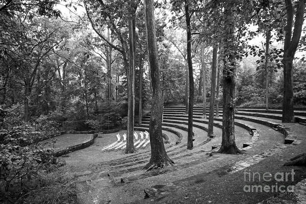 Photograph - Swarthmore College Scott Amphitheater by University Icons
