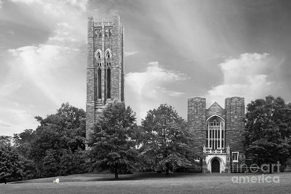 Photograph - Swarthmore College Clothier Hall by University Icons