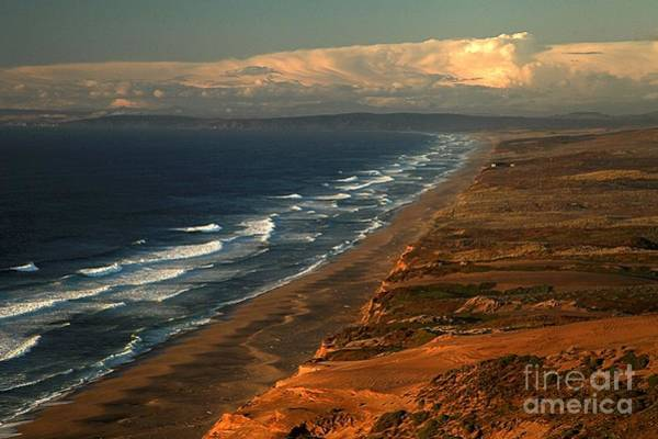 Photograph - Sweeping Views At Pt Reyes by Adam Jewell