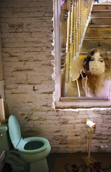 Wall Art - Photograph - Sweet Bird Of Youth Aka Window Of Time by Madeline Ellis