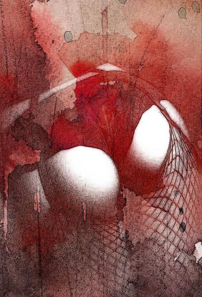 Back Door Painting - Sweet Darling by Steve K