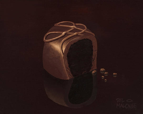 Painting - Sweet Delight by Del Malonee