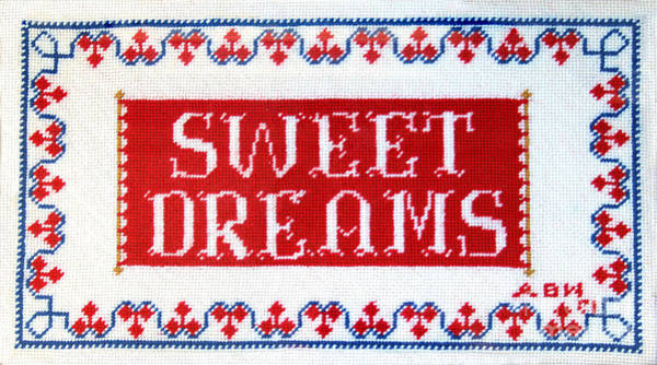 Photograph - Sweet Dreams By Ada Bess Williams by Karen Adams