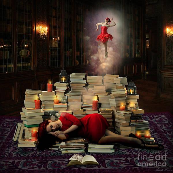 Wall Art - Digital Art - Sweet Dreams by Linda Lees