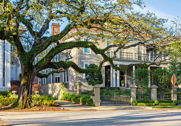 Charles Mansion Photograph - Sweet Home New Orleans 2 by Steve Harrington