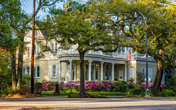 Charles Mansion Photograph - Sweet Home New Orleans by Steve Harrington