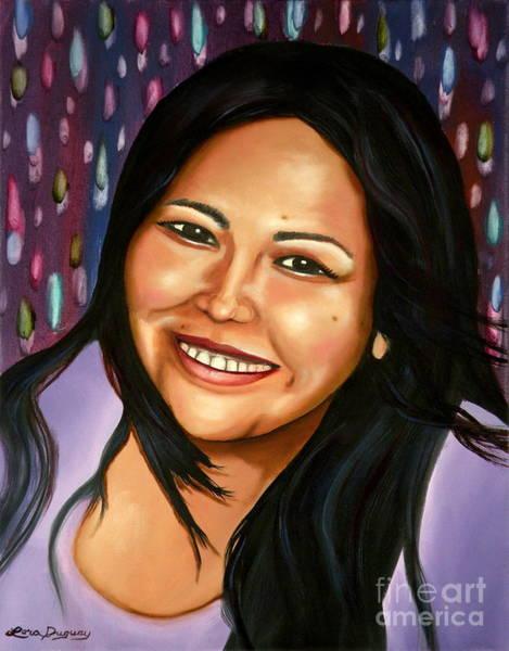 Painting - Sweet Ita by Lora Duguay