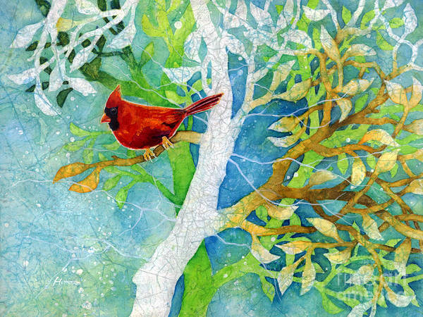 Songbird Painting - Sweet Memories II by Hailey E Herrera