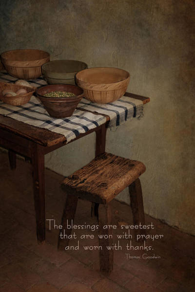 Photograph - Sweetest Blessings by Robin-Lee Vieira