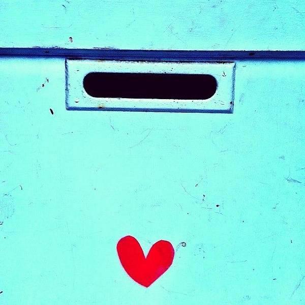 Minimalism Photograph - Sweetheart by Courtney Haile