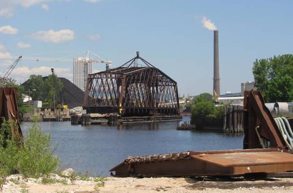 Photograph - Swing Bridge 2 by Anita Burgermeister