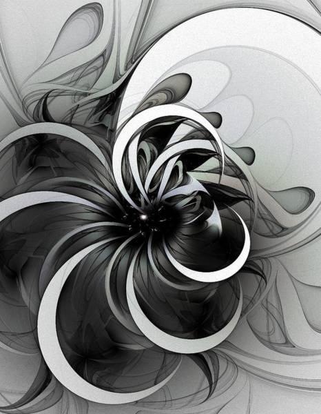 Digital Art - Swirl by Amanda Moore