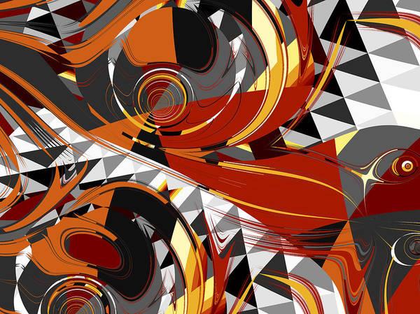 Wall Art - Photograph - Swirls by David Ridley