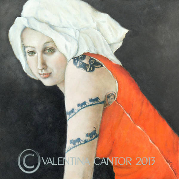 0 Painting - Swiss Made by Valentina Montanari-Cantor