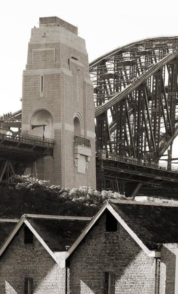Photograph - Sydney Harbour Bridge 1 by Nicholas Blackwell