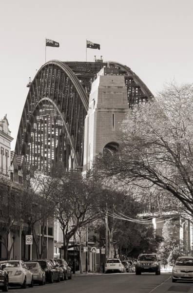 Photograph - Sydney Harbour Bridge 2 by Nicholas Blackwell